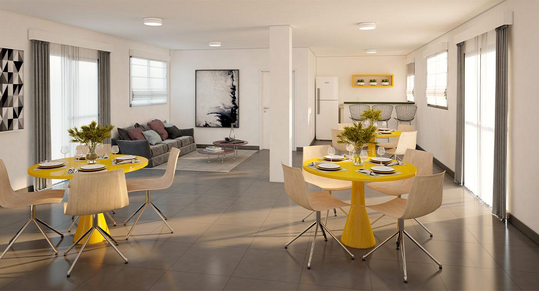 Apartamento à venda em Rubi | São Paulo | SP | foto 3 | tenda.com