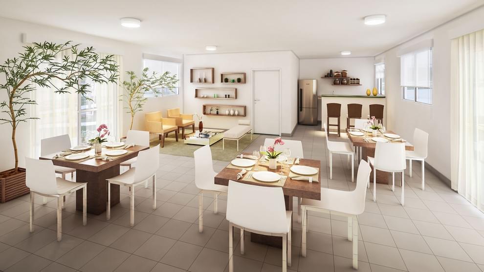 Fotos do Jardim dos Ipês II | Apartamento Minha Casa Minha Vida | Tenda.com