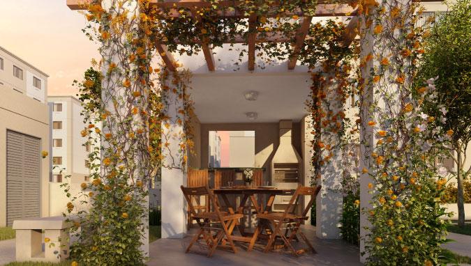 Apartamento à venda em Recanto das Flores I | Rio de Janeiro | RJ | foto 1 | tenda.com