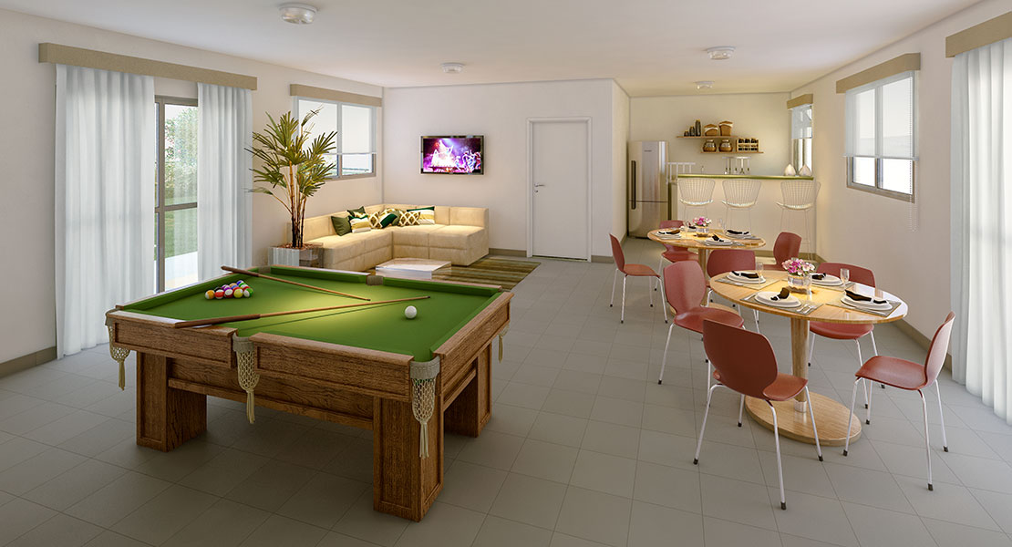 Apartamento à venda em Duo Interlagos | São Paulo | SP | foto 4 | tenda.com