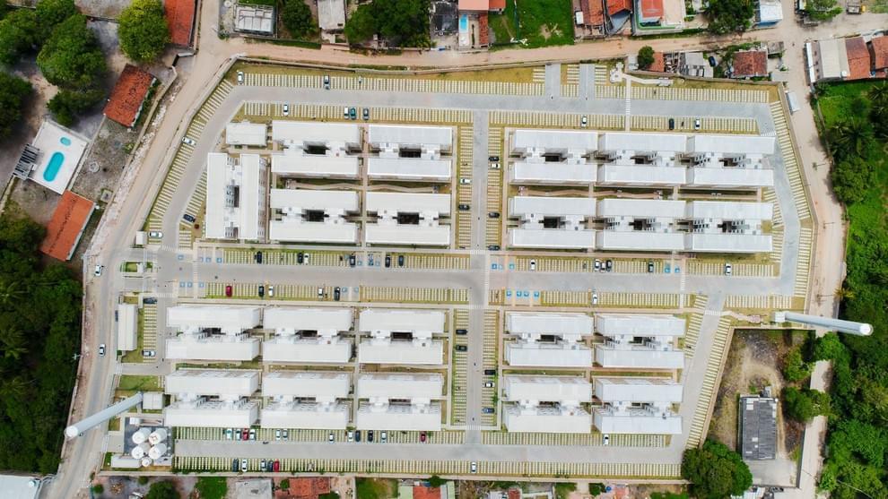 Fotos de obras no empreendimento Residencial Praia de Jangada | Jaboatão dos Guararapes | PE | foto 1 | tenda.com