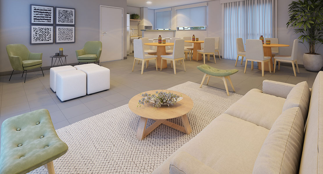 Apartamento à venda em Moradas do Planalto | Colombo | PR | foto 5 | tenda.com