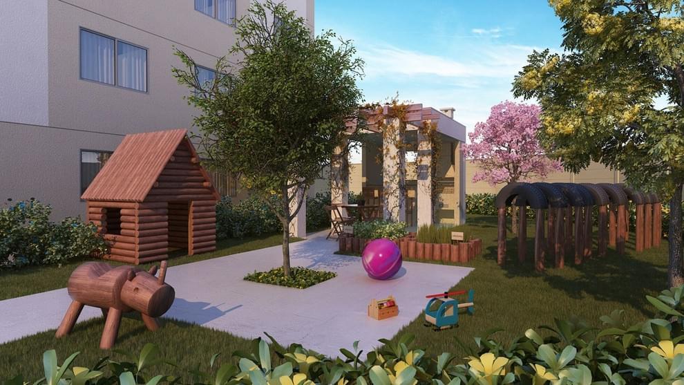 Apartamento à venda em Parque Cerrado II | Goiânia | GO | foto 2 | tenda.com