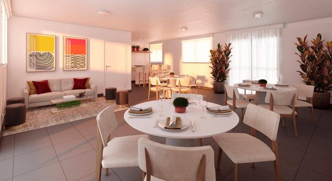 Apartamento à venda em Solar das Águas | Fortaleza | CE | foto 2 | tenda.com