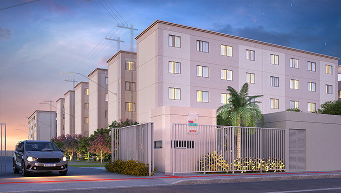Parque Lusitânia III | Apartamento Tenda | Tenda.com
