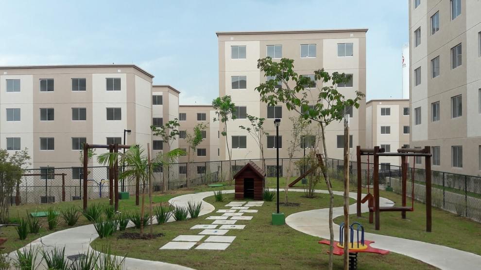 Fotos do Residencial Ágata | Apartamento Minha Casa Minha Vida | Tenda.com
