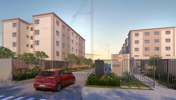More em um apartamento Tenda no  Solar do Oeste I | Construtora Tenda | tenda.com