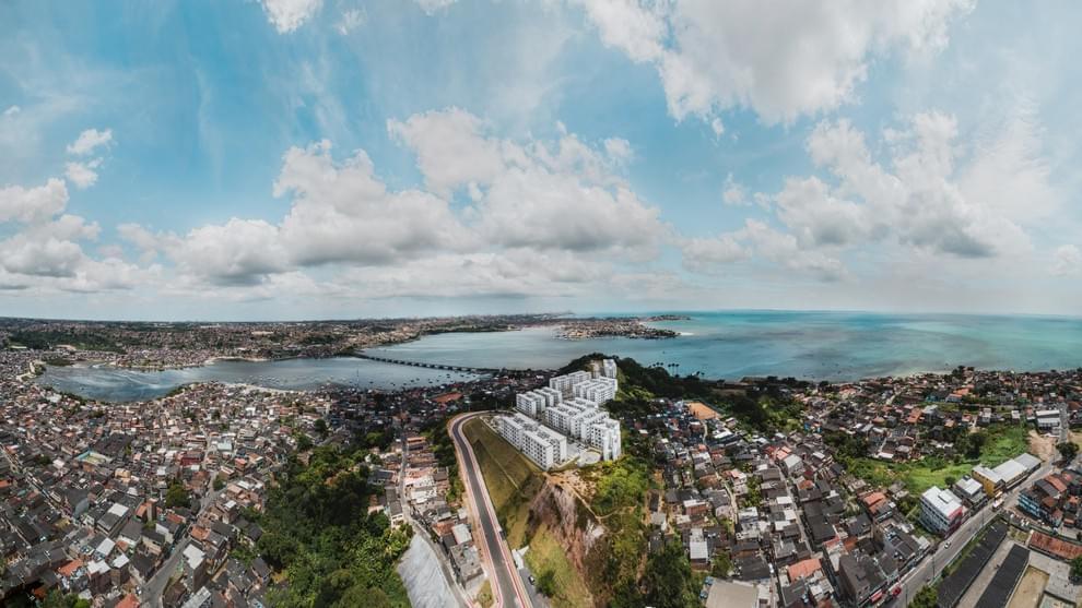 Apartamento à venda em Residencial Mar Azul | Salvador | BA | foto 2 | tenda.com