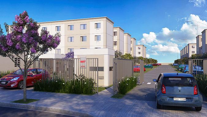 More em um apartamento Tenda no  Residencial Campo de Aviação Condominio 14 bis   Construtora Tenda   tenda.com