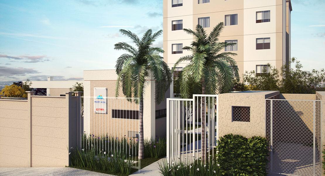 Apartamento à venda em Residencial Monte Azul | São Paulo | SP | foto 1 | tenda.com