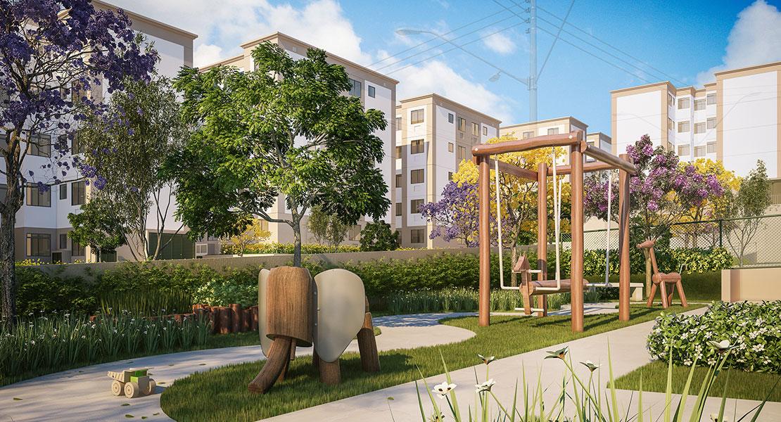 Apartamento à venda em Flora de Jacarepaguá | Rio de Janeiro | RJ | foto 2 | tenda.com