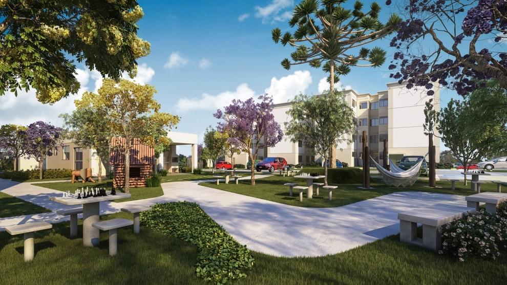 Apartamento à venda em Villagio Di Parma | São José dos Pinhais | PR | foto 4 | tenda.com