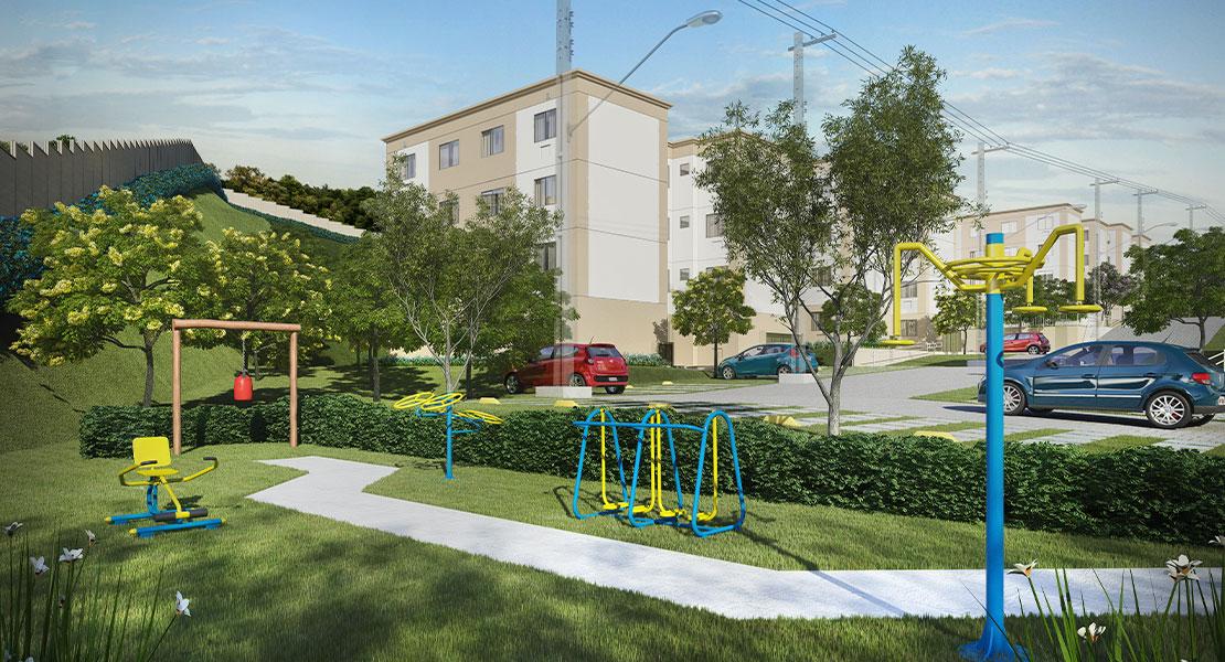 Apartamento à venda em Residencial Engenho Camaras Condominio Preservar | Camaragibe | PE | foto 3 | tenda.com