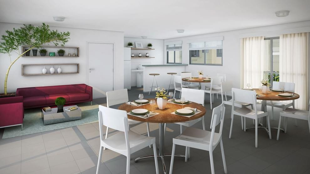 Fotos do Solar do Forte | Apartamento Minha Casa Minha Vida | Tenda.com