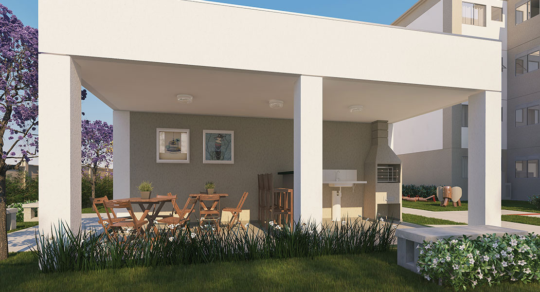 Apartamento à venda em Villagio Di Piacenza | São José dos Pinhais | PR | foto 1 | tenda.com