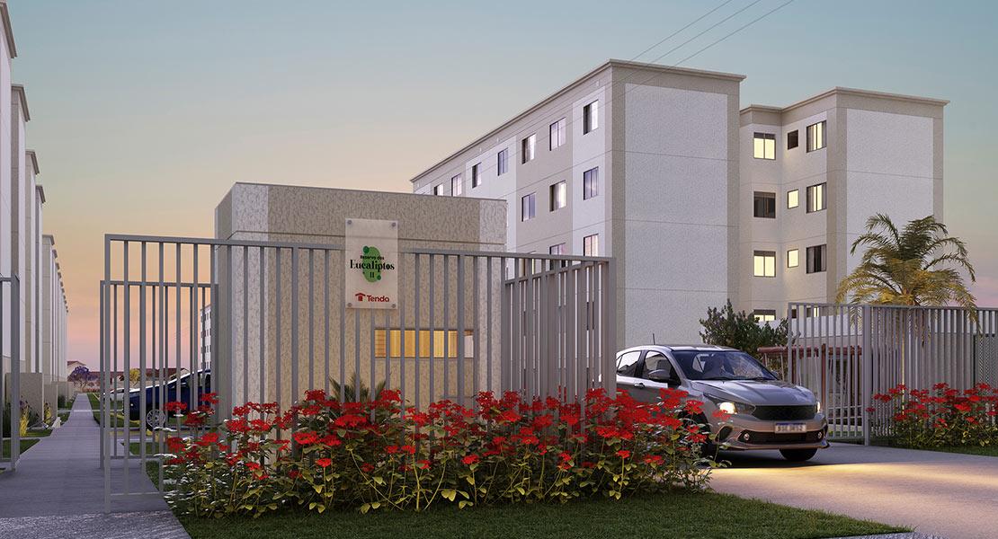 Apartamento à venda em Reserva dos Eucaliptos II | Canoas | RS | foto 1 | tenda.com