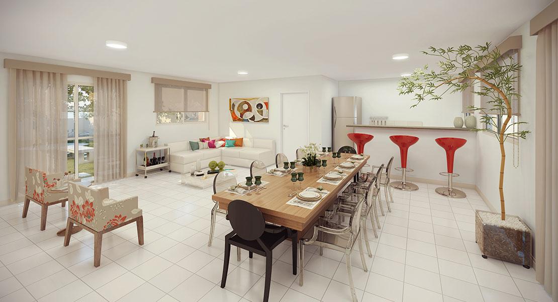 Apartamento à venda em Residencial Nova Zelândia I | Cotia | SP | foto 2 | tenda.com