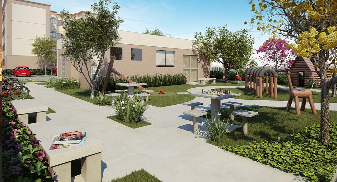 Fotos do Residencial Novo Atlântico Condominio Abrolhos | Apartamento Minha Casa Minha Vida | Tenda.com