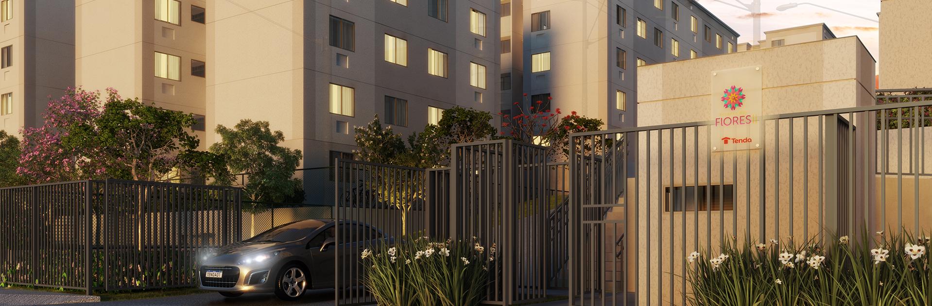 Recanto das Flores II | Apartamento Minha Casa Minha Vida | foto 1 | tenda.com