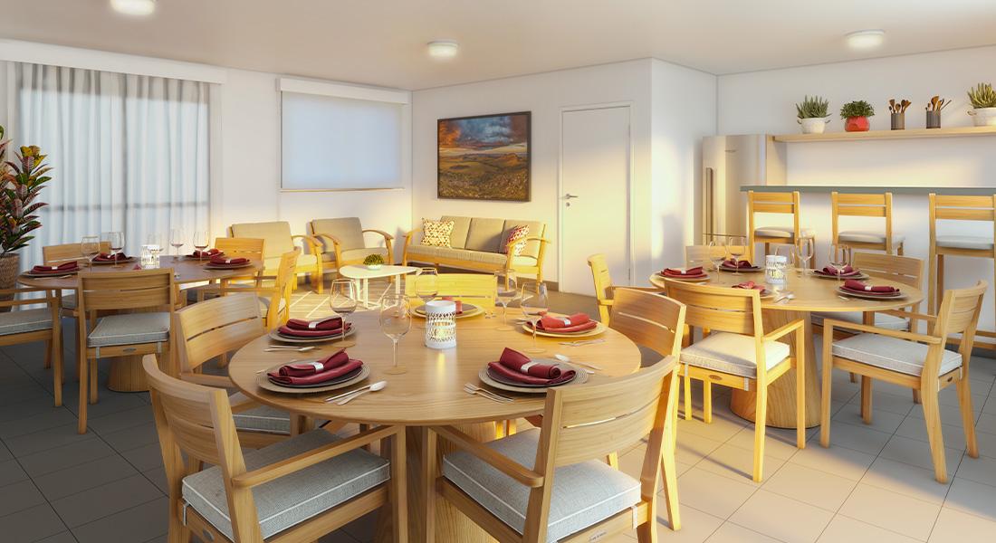 Fotos do Morada Goiá II | Apartamento Minha Casa Minha Vida | Tenda.com
