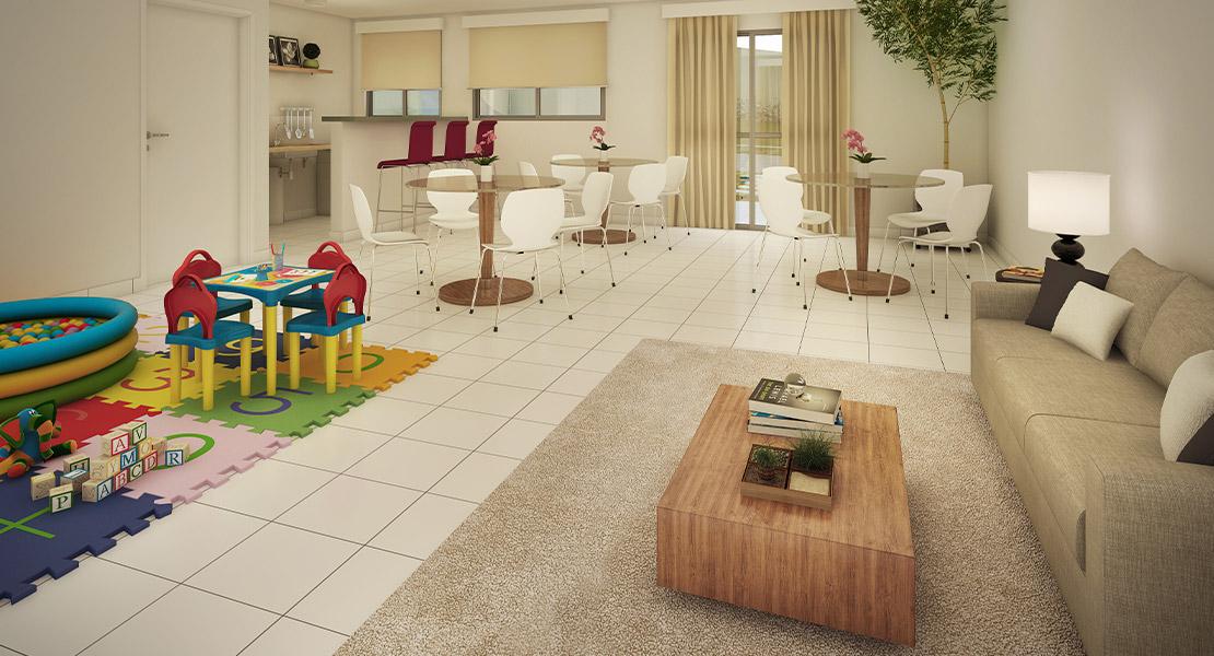 Apartamento à venda em Residencial Flor-de-Liz | São Paulo | SP | foto 2 | tenda.com