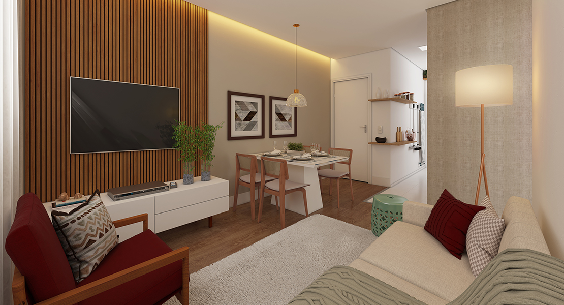 Apartamento à venda em Reserva do Sul I | Porto Alegre | RS | foto 5 | tenda.com
