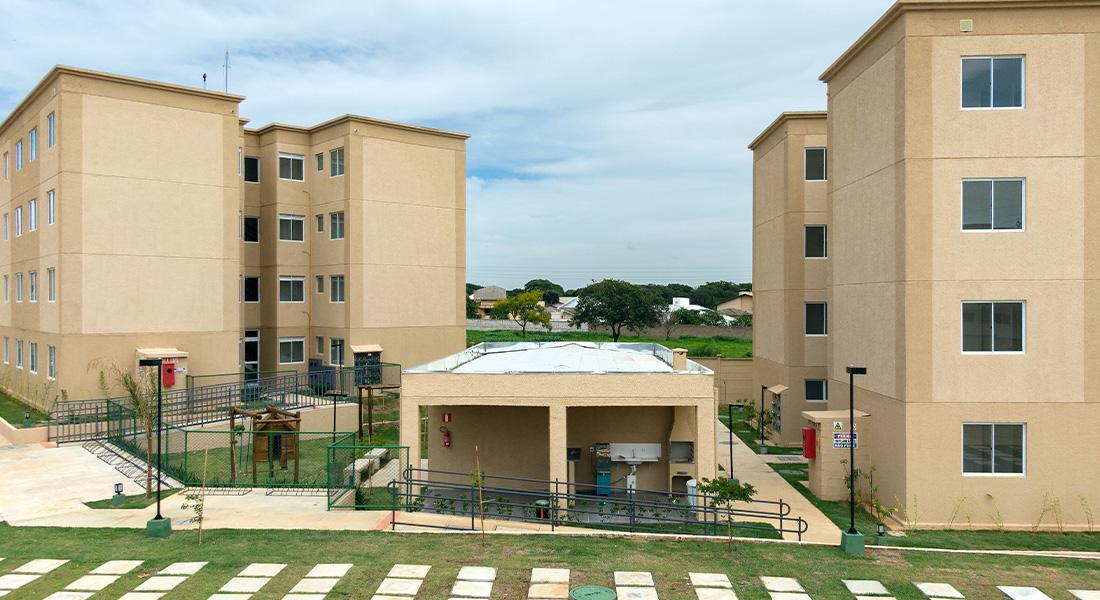 Fotos de obras no empreendimento Parque Cerrado I | Goiânia | GO | foto 1 | tenda.com