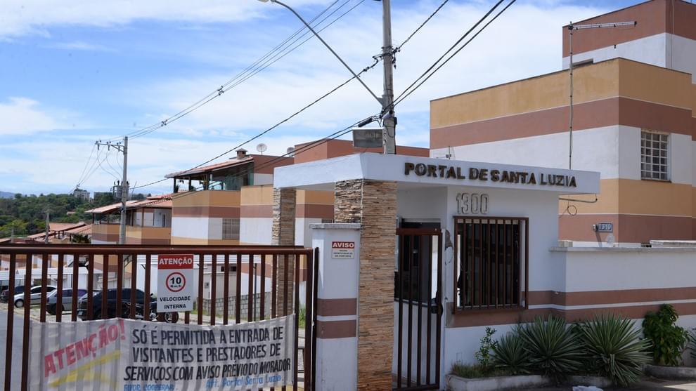 Fotos do Residencial Portal de Santa Luzia | Apartamento Minha Casa Minha Vida | Tenda.com