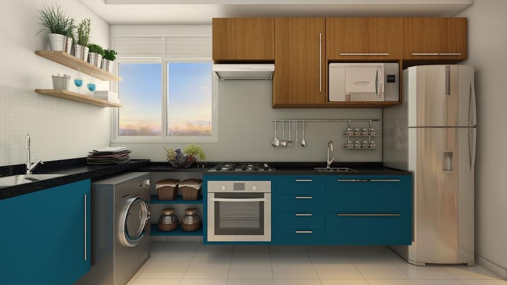 Apartamento à venda em Residencial Vista Azul | Belo Horizonte | MG | foto 9 | tenda.com