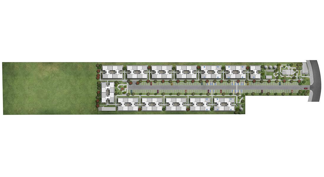 Planta de apartamento em Costa Verde | Rio de Janeiro | RJ | planta 1 | tenda.com