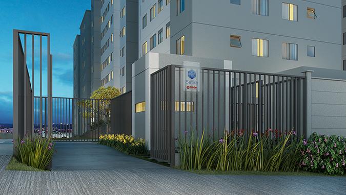 Safira | Apartamento Tenda | Tenda.com