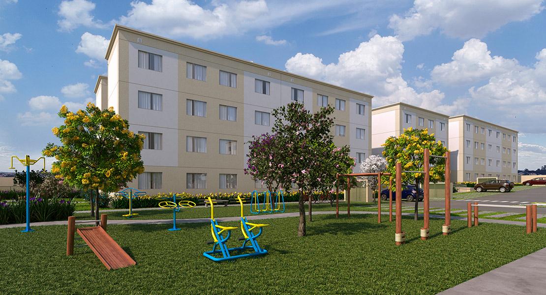 Apartamento à venda em Chácara das Parreiras II   Curitiba   PR   foto 1   tenda.com