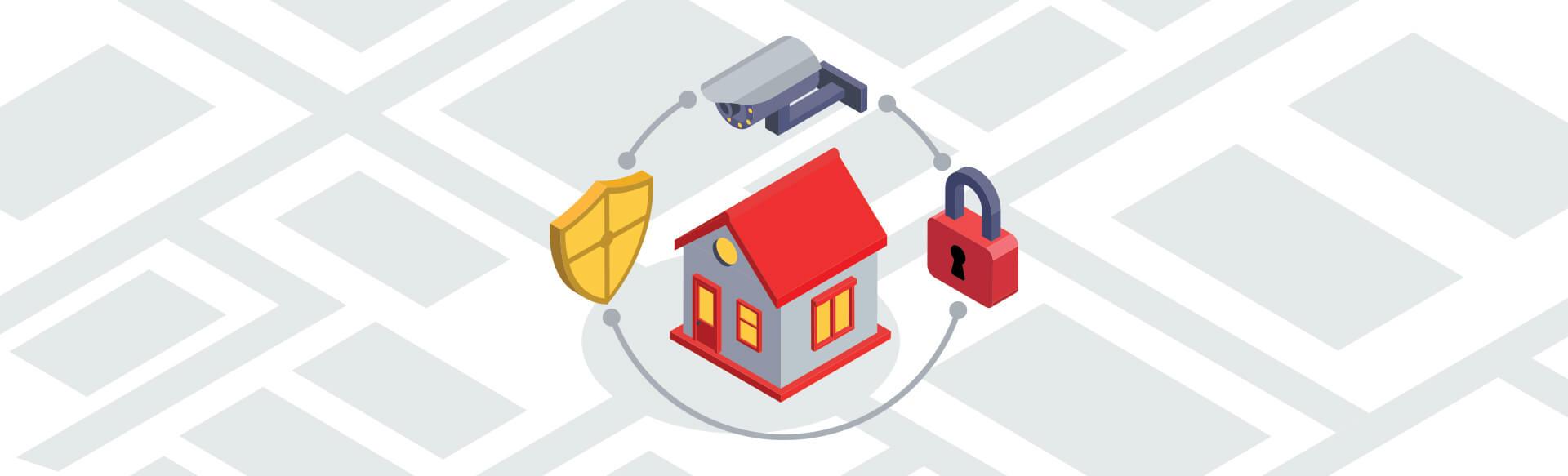 Aumentando a segurança no condomínio.