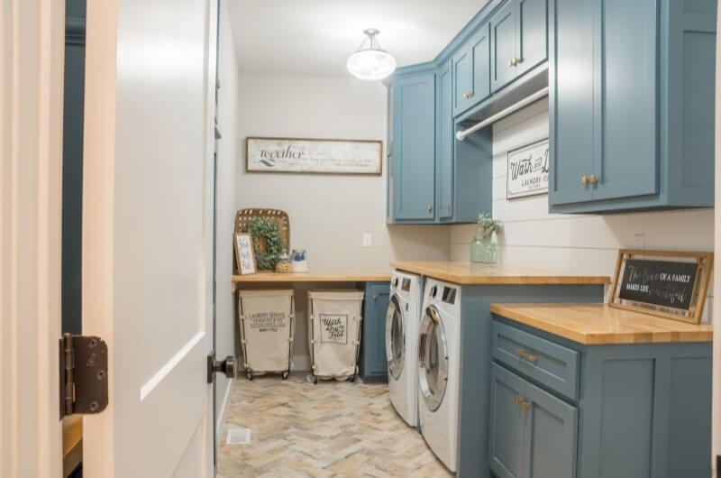 Cozinha pequena   Cozinha com lavanderia   Decoração   Blog da Tenda