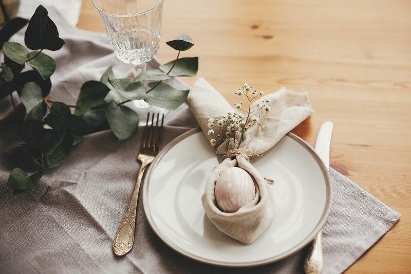 Decoração de Páscoa | Mesa para a Páscoa | Blog da Tenda