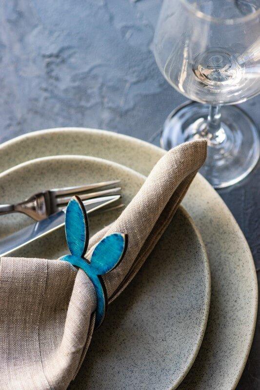 Decoração de mesa de Páscoa | Blog da Tenda
