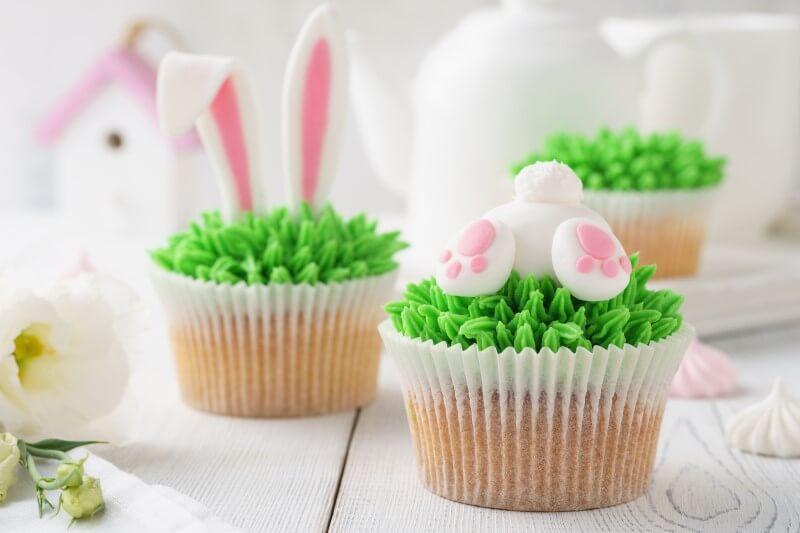 Cupcake de coelho | Blog da Tenda