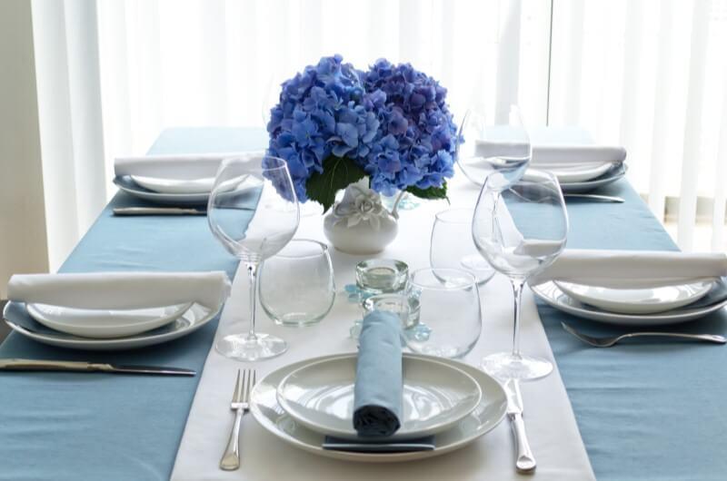 Mesa decorada para jantar   Como montar uma mesa posta   Decoração   Blog da Tenda