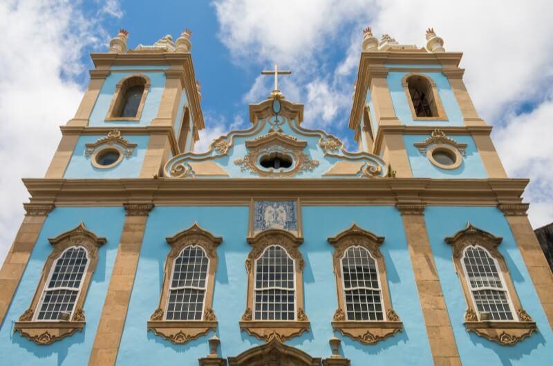 Foto do centro histórico de Salvador | Aniversário de Salvador | Para você | Blog da Tenda