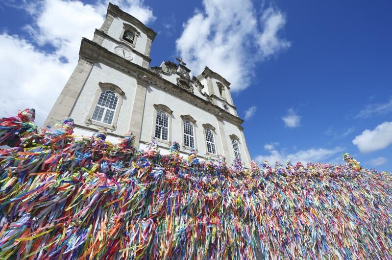 Foto da Igreja do Senhor do Bonfim | Aniversário de Salvador | Para você | Blog da Tenda