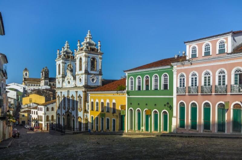 Foto do bairro do Pelourinho | Aniversário de Salvador | Para você | Blog da Tenda