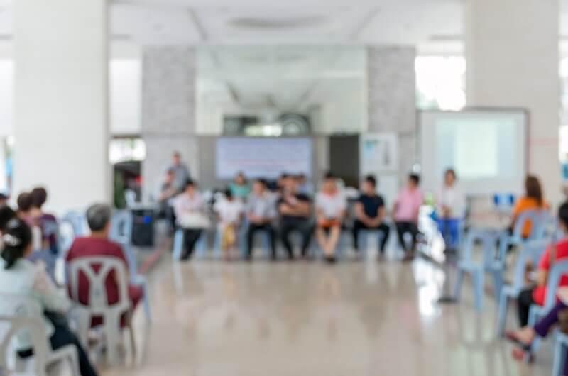 Reunião de pessoas | O que é a AGI | Guia da Tenda | Blog da Tenda