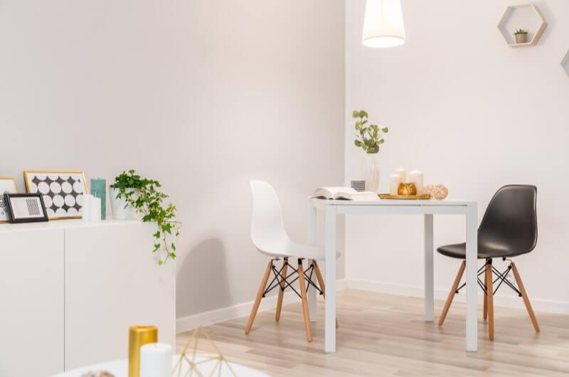 Decoração minimalista | Tour Virtual: Por dentro de um apartamento Tenda | Decoração | Blog da Tenda
