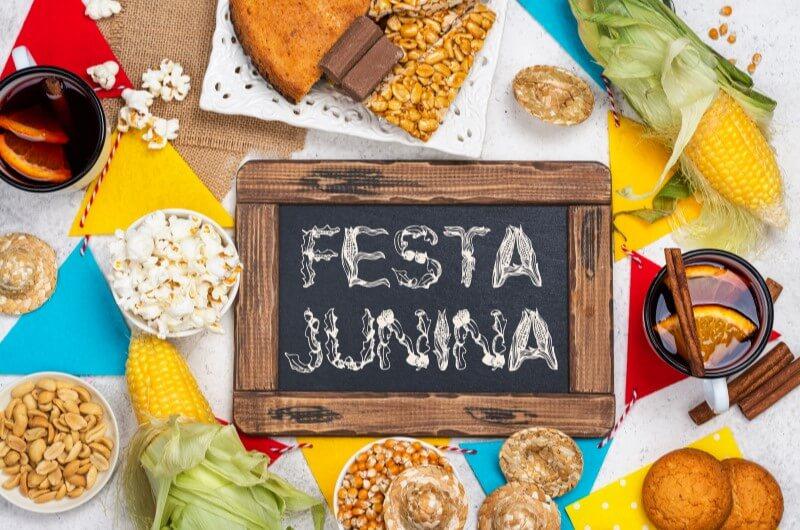 Festa Junina   Para você   Blog da Tenda