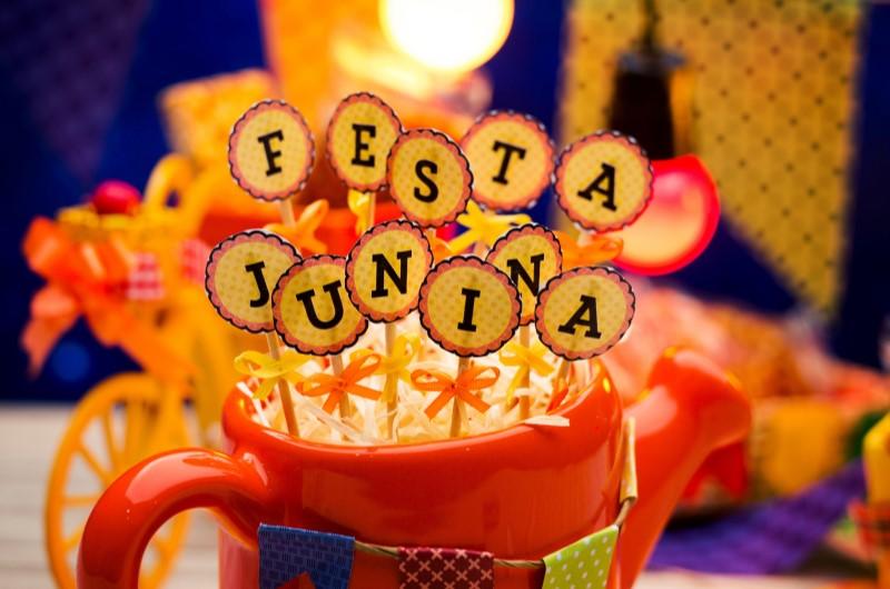 Decoração de festa junina   Para você   Blog da Tenda