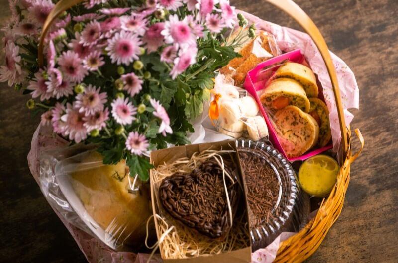 Cesta de café da manhã | Dia dos Namorados | Decoração | Blog da Tenda