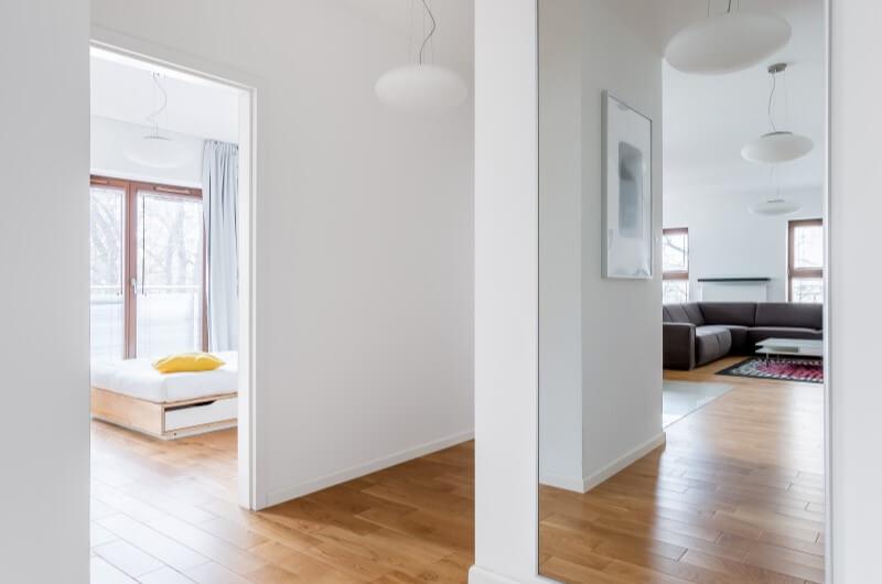 Espelhos apartamentos pequenos   Decoração   Blog da Tenda