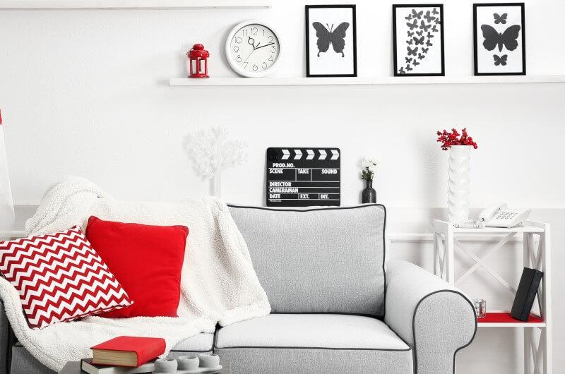 Sala apartamentos pequenos   Decoração   Blog da Tenda