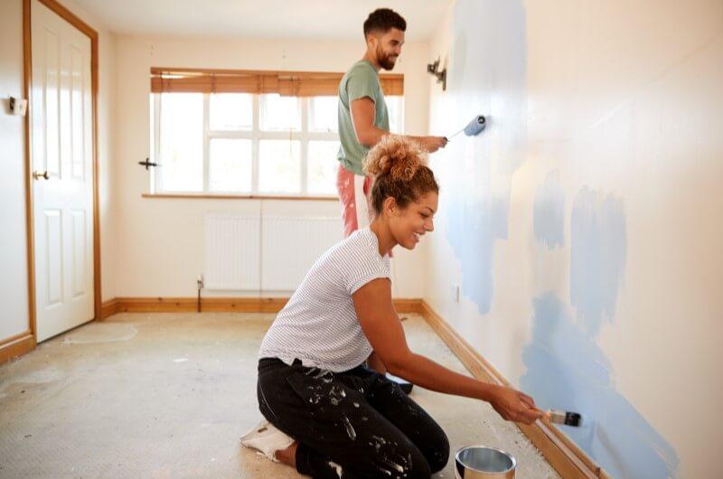 Tons claros para apartamentos pequenos   Decoração   Blog da Tenda