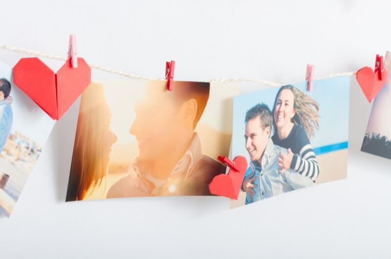Varal de fotos | Dia dos Namorados | Decoração | Blog da Tenda